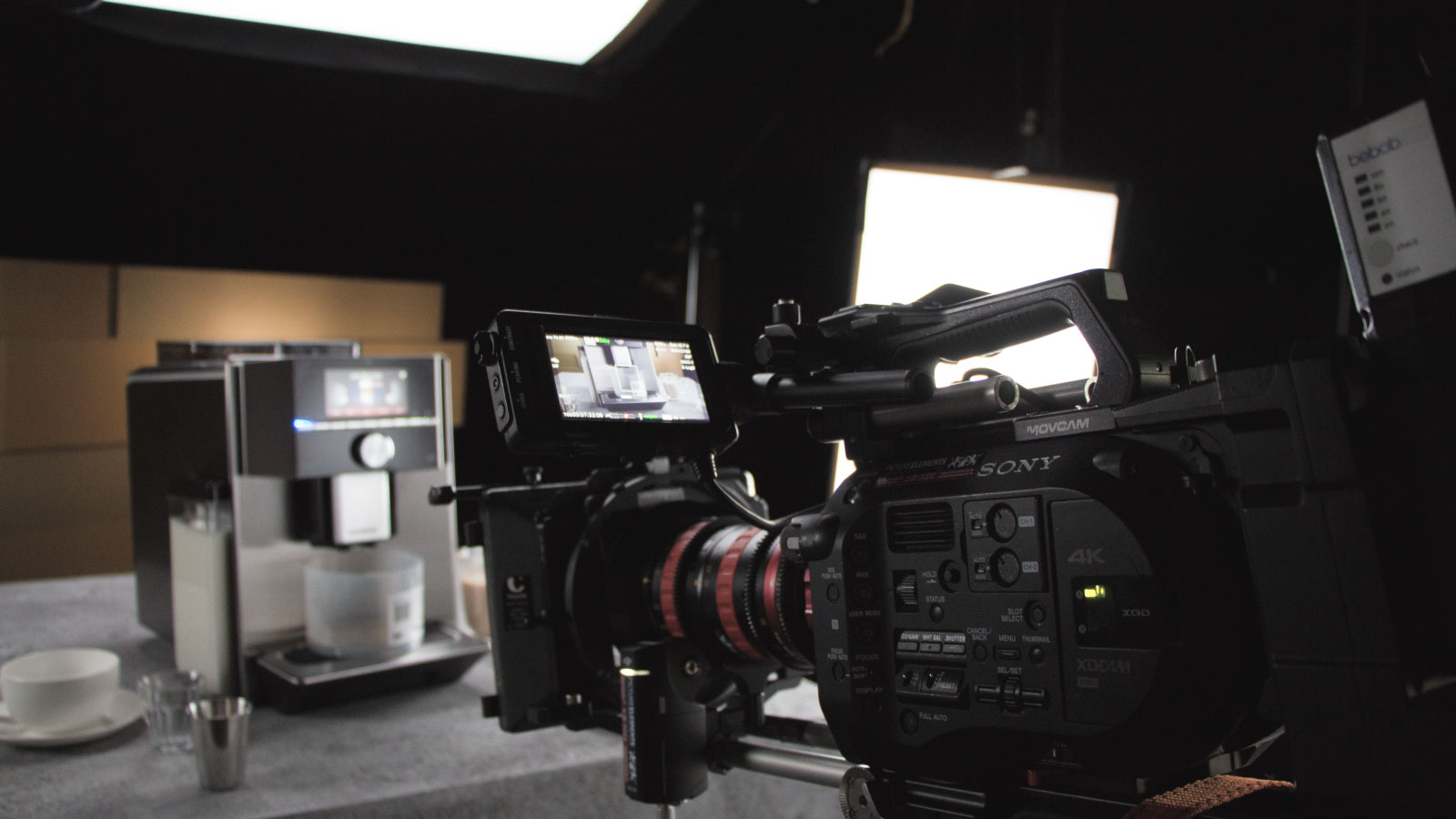 Camera Crew Munich Film Crew Camera Light Sound Rental